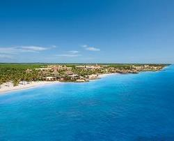 aerial shot of Secrets Sanctuary Cap Cana