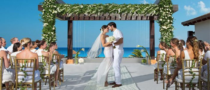 Secrets Playa Mujeres Cancun All Inclusive Honeymoon