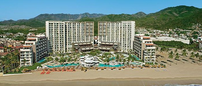Secrets Vallarta Bay all inclusive resort