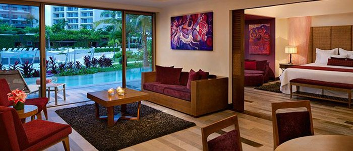 Secrets Vallarta Bay includes beautiful master suites