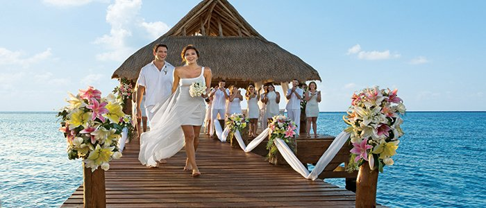 all inclusive jamaica wedding