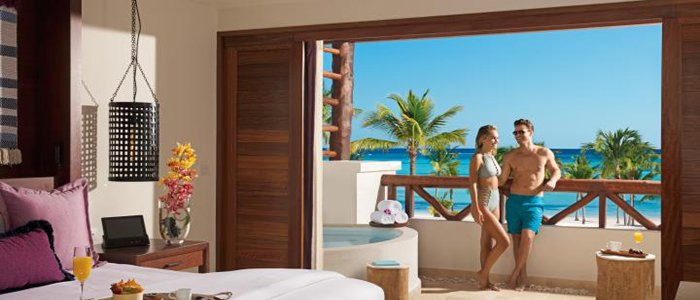 Secrets Cap Cana offer amazing honeymoon pakcages
