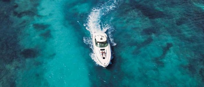 Secrets Cap Cana includes boating adventures