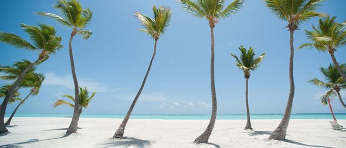 Secrets Cap Cana includes white sandy beaches