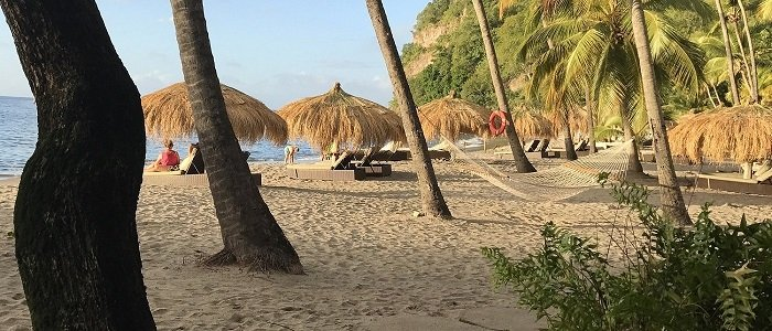 Beautiful Beaches in St Lucia