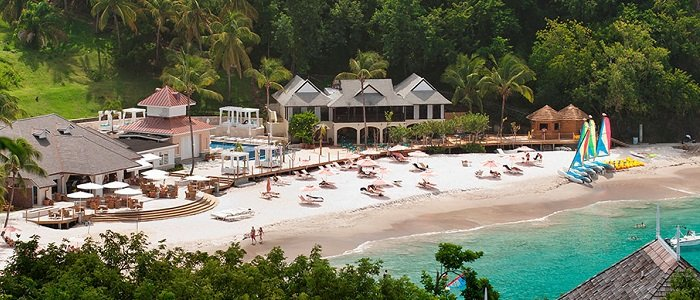 Body Holiday a St Lucia resort