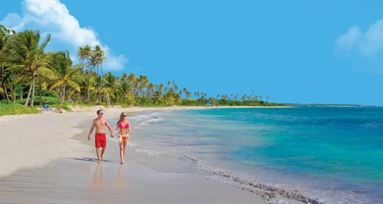 Coconut Bay Resort honeymoon package