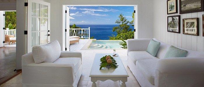Sugar Beach St Lucia All Inclusive Honeymoon Packages