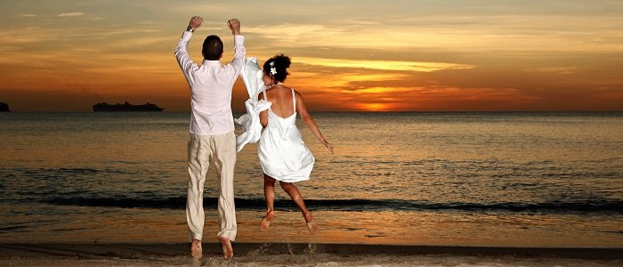 Wedding packages offered at Calabash Cove St Lucia