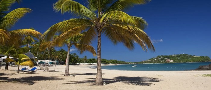 Rendezvous St Lucia beautiful beaches