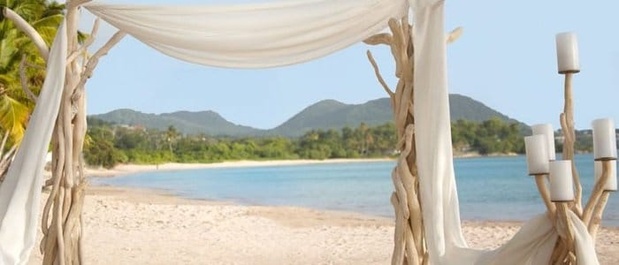 Why not get married in the beautiful St Lucia?