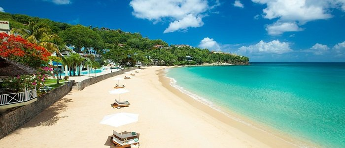 st lucia honeymoon resorts, La Toc