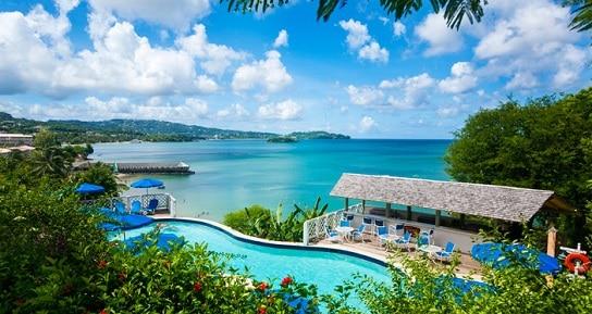 St James S Club Morgan Bay St Lucia Honeymoon Resort