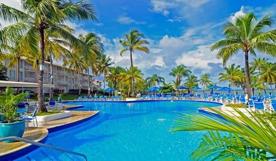 St james 39 s club morgan bay st lucia honeymoon resort for Aquatic sport center jardin balbuena