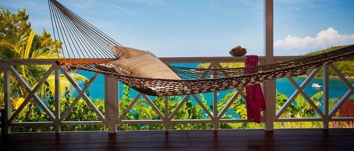Beautiful ocean views at Ti Kaye Resort and Spa in St Lucia