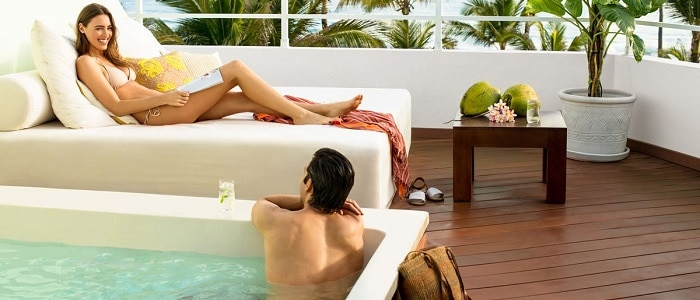 excellence punta cana adults only rooftop suite