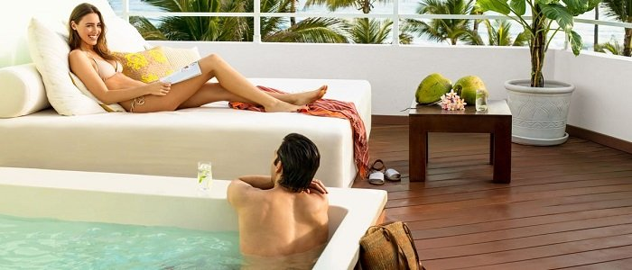 adults only Punta Cana honeymoon suite