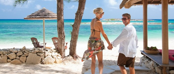 all inclusive Bahamas honeymoon