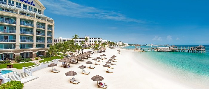 all inclusive Bahamas honeymoon resort