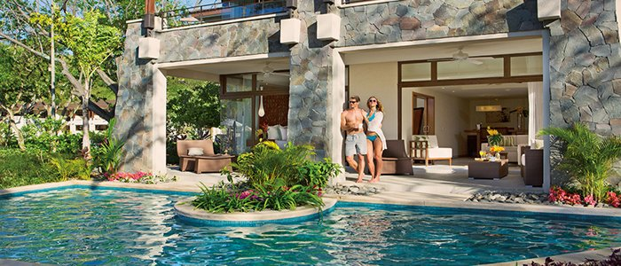 costa rica honeymoon suite