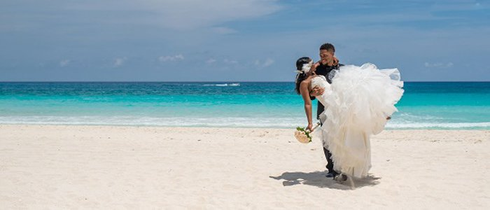 All inclusive wedding packages in the caribbean elope caribbean wedding junglespirit Image collections