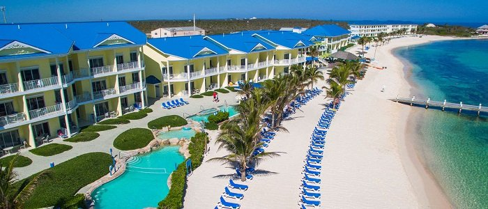 Grand Cayman offers all inclusive stays