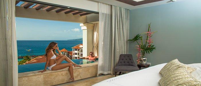 Grenada honeymoon at Sandals Grenada