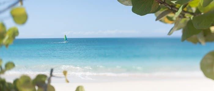 Sailing in Grenada
