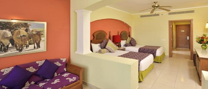 Iberostar Rosehall Suites offers luxury junior suites