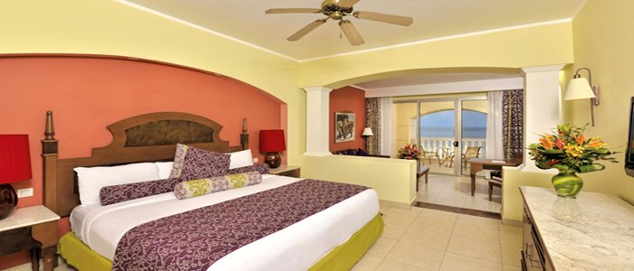 Iberostar Rosehall Suites includes ocean view suites