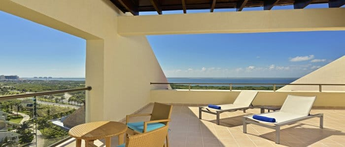 Book your master suite at Iberostar Cancun today!!