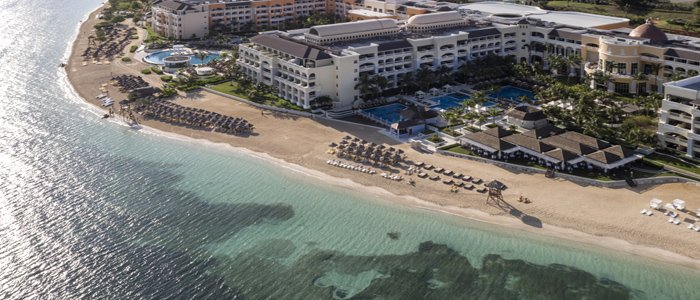 Iberostar Grand Hotel Rose Hall offers all inclusive stays