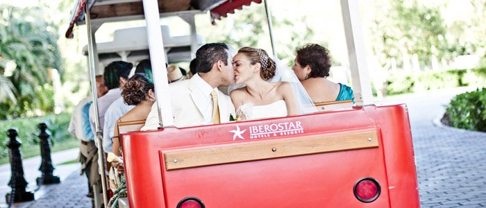 Iberostar Resorts include affordable wedding packages
