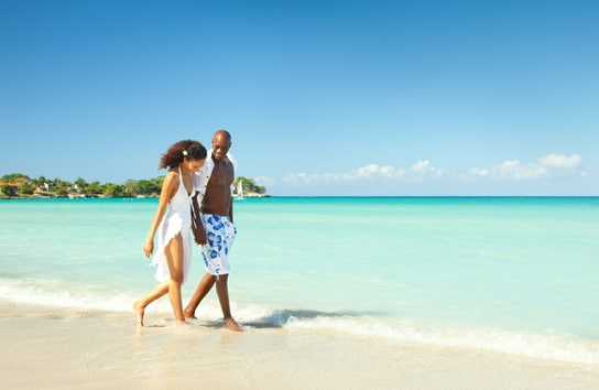 Jamaica Honeymoon Couples Swept Away