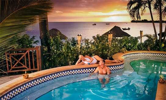 All Inclusive Jamaica Honeymoon Sandals Negril