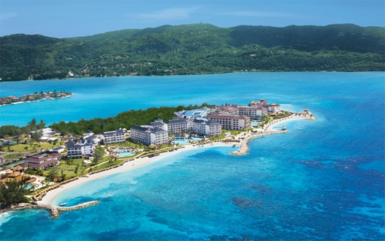 Jamaica All Inclusive honeymoon packages Secrets Jamaica