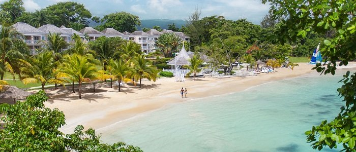ocho rios beach at couples sans souci