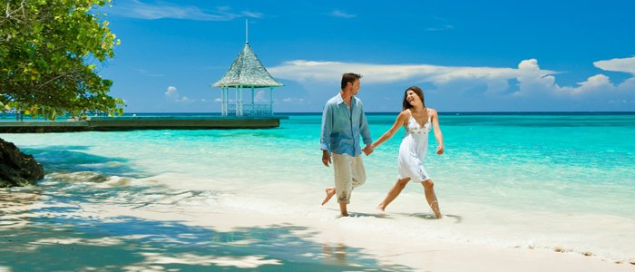 Ocho Rios Honeymoon at Sandals Royal Plantation