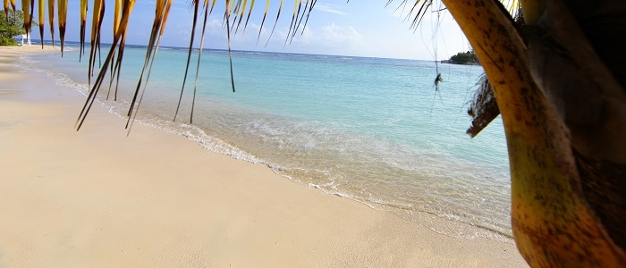 jamaica honeymoon beach