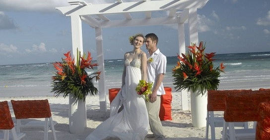 Grand palladium riviera resort and spa all inclusive for Mexico wedding packages