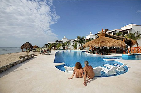 Hidden Beach Resort All Inclusive Riviera Maya Honeymoon