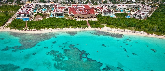 adults only all inclusive Paradisus Playa del Carmen La Perla