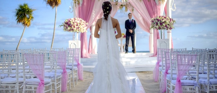 all inclusive wedding in Mexico