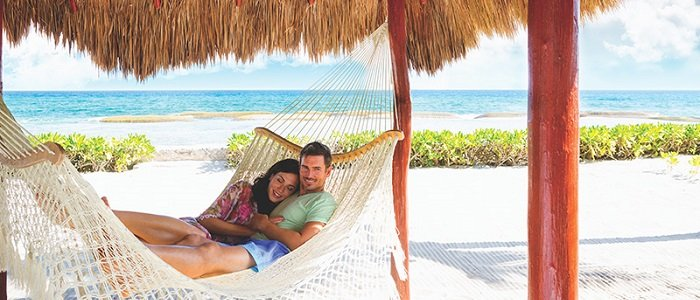 riviera maya honeymoon hammock