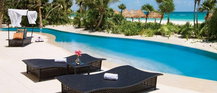one of the best resorts in the riviera maya, secrets maroma