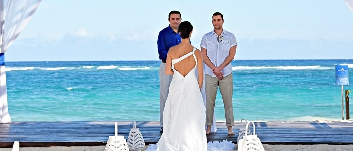 all inclusive punta cana destination wedding