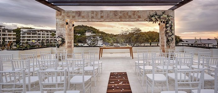 all inclusive st lucia wedding hideaway royalton