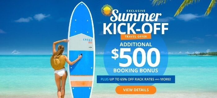 Sandals honeymoon summer sale