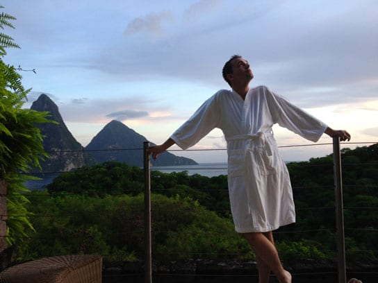 Jade Mountain St Lucia Honeymon Review