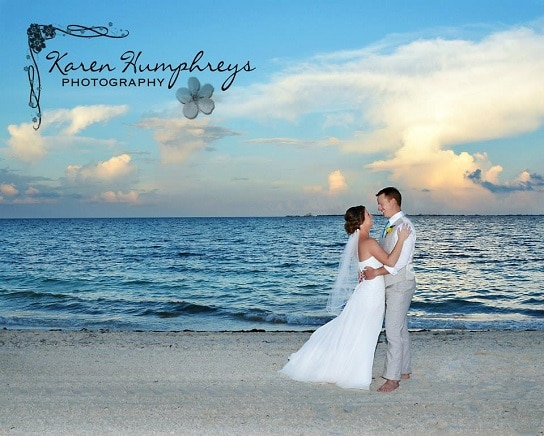 Excellence Playa Mujeres Wedding Shawna